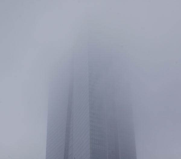 Tòa nhà Lotte nhìn từ đường Kim Mã.