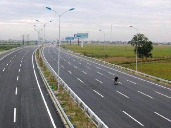 Cao tốc Hà Nội - Bắc Giang. Ảnh Internet