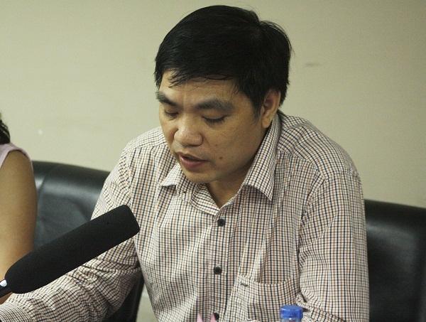 Ông Nguyễn Văn Thuận-Trưởng phòng Quản lý chất lượng Nông Lâm sản - Cục Quản lý chất lượng Nông Lâm sản và Thủy sản - Bộ NN&PTNT.