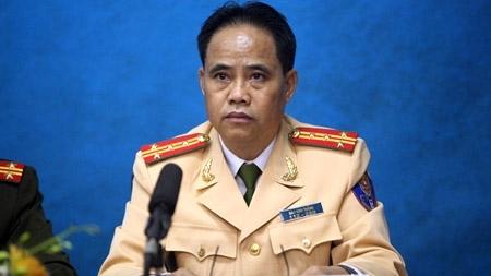 Đại tá Đào Vịnh Thắng, trưởng Phòng CSGT Thành phố Hà Nội. Ảnh internet.