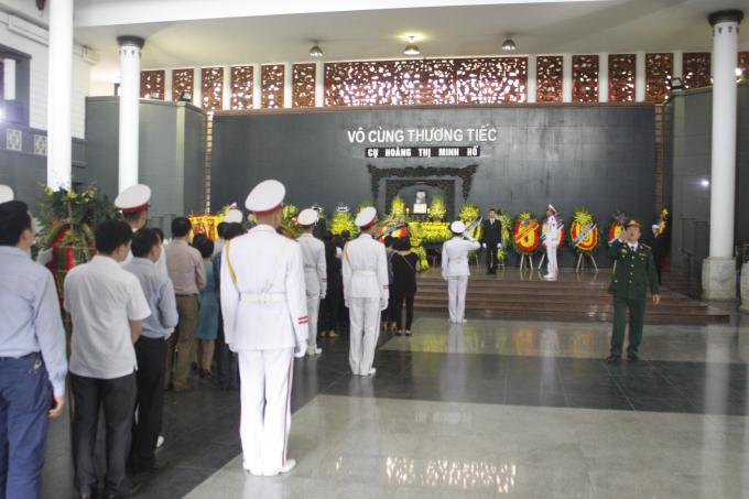 Nghi lễ được tổ chức theo cấp quốc gia.