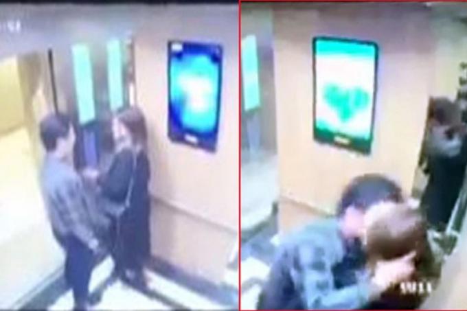 Cáchđâ không lâ, một vụ việc tương tự xảy ra trong thang máy củaột chung cưtại Hà Nội. Tuy nhiên nạn nhân là một nữ sinh.Đối tượng này sauđó bị cơ quan chức năng xử phạt 200 nghìnđồng.