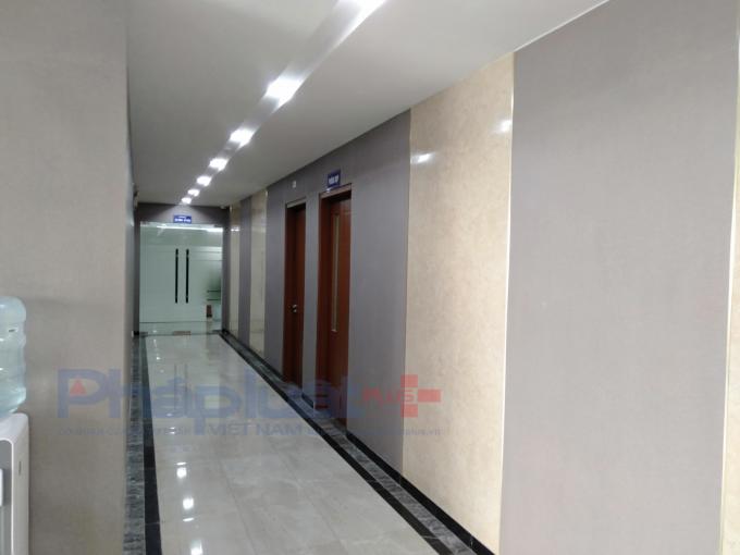 Các phòng được thiết kế thông với nhau.