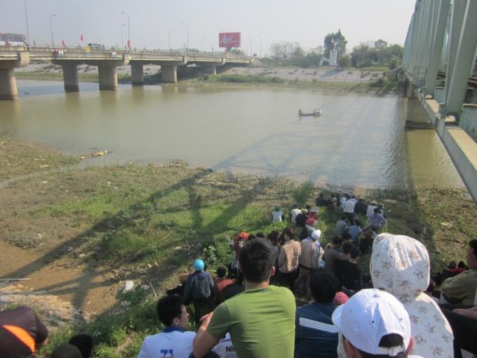 Chỉ trong 12 tiếng đồng hồ, khu vực này đã có 4 nạn nhân chết đuối.