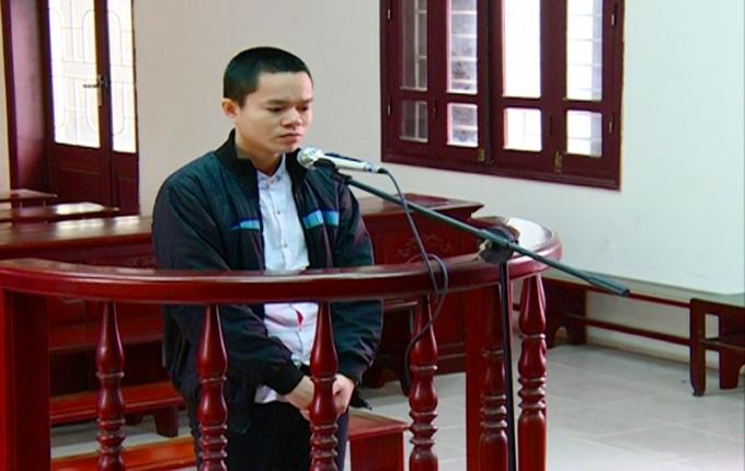 Đối tượng Lê Đại Đồng.