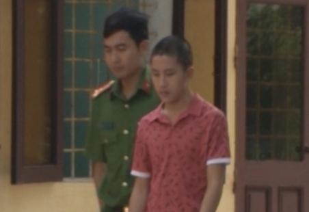 Đối tượng Mùa Seo Lềnh đã bị công an bắt giữ.