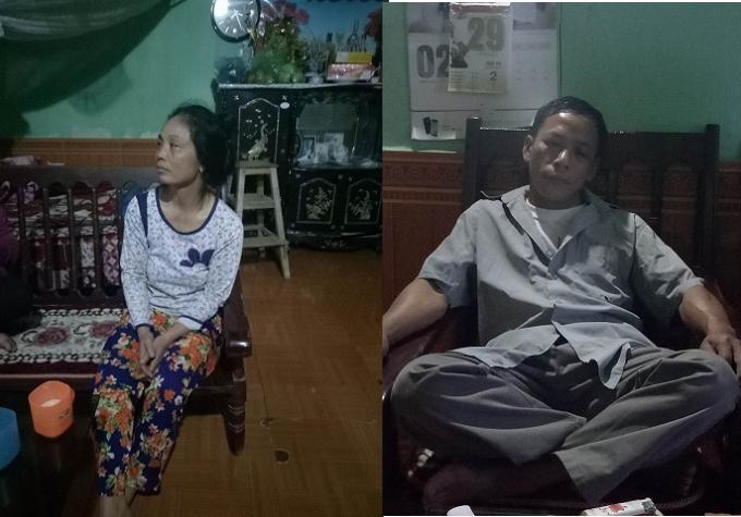 Bố mẹ cháuLành Kim Hòa mất ăn mất ngủ, ngày đêm mong ngóng tin tức của cháu