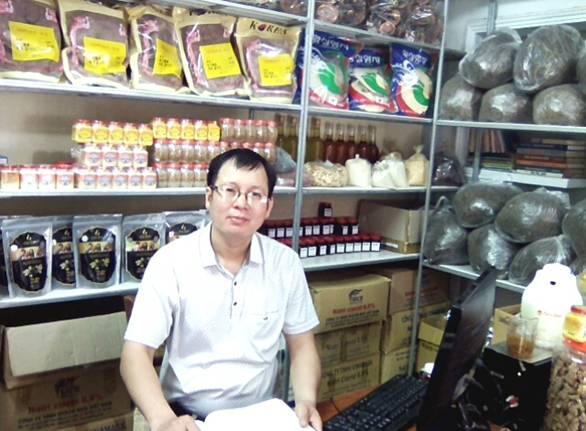Lương y: Vũ Văn Thanh chữa khỏi nhiều ca vô sinh hiếm muộn.