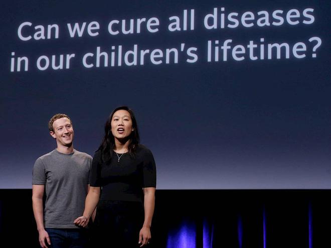 Chan Zuckerberg là quỹ từ thiện anh cùng vợ thành lập năm 2015 với trọng tâm vào