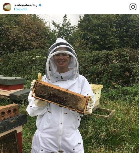 Lena Headey- Nữ hoàng ong!