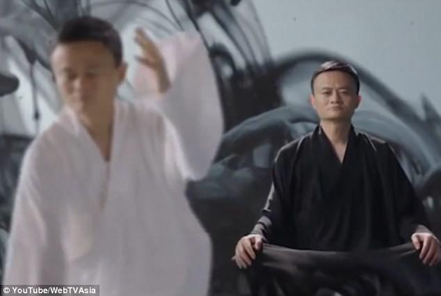Trước nay, Jack Ma vốn đã dành tâm sức và tiền bạc để quảng bá cho môn võ Thái Cực Quyền tại Trung Quốc.