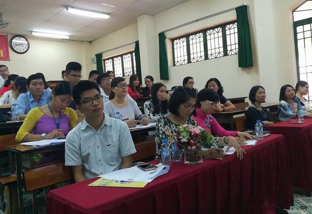 Lương giáo viên đang được đề xuất xếp cao nhất trong hệ thống thang bậc lương hành chính sự nghiệp.