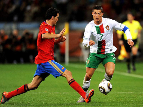 Ronaldo cũng được kỳ vọng rất nhiều ở World Cup 2010. Ảnh: Goal