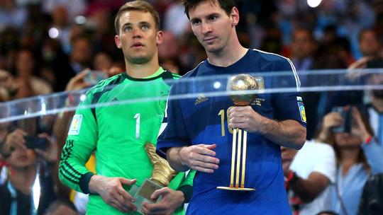 Messi đã có phong độ ấn tượng tại World Cup 2014 nhưng không thể giúp Argentina lên ngôi vương. Ảnh: Sea Times