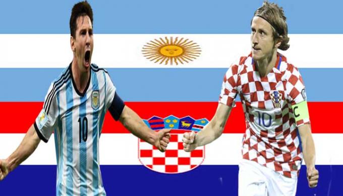Argentina rơi vào bảng đấu khó khăn.