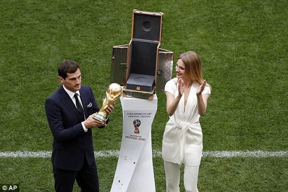Lễ khai mạc World Cup 2018: