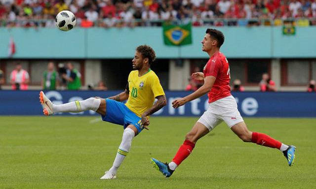 Neymar cũng đang được kỳ vọng rất lớn trong mùa gải World Cup 2018 này.