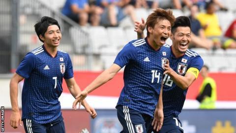 Nhật Bản cũng có khả năng tạo nên bất ngờ ở bảng H