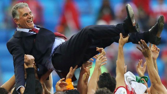 Queiroz giúp Iran giành chiến thắng sau 20 tại World Cup