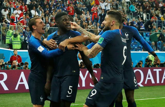 Thành công của đội tuyển Pháp tới từ việc họ luôn biết cách thu mình vào vỏ bọc xù xì