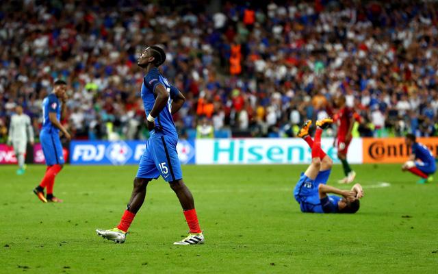 Thất bại ở chung kết Euro 2016 đã giúp Pháp lớn hơn rất nhiều
