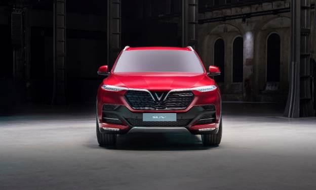 Thiết kế xe SUV mang phong cách mạnh mẽ, khỏe khoắn