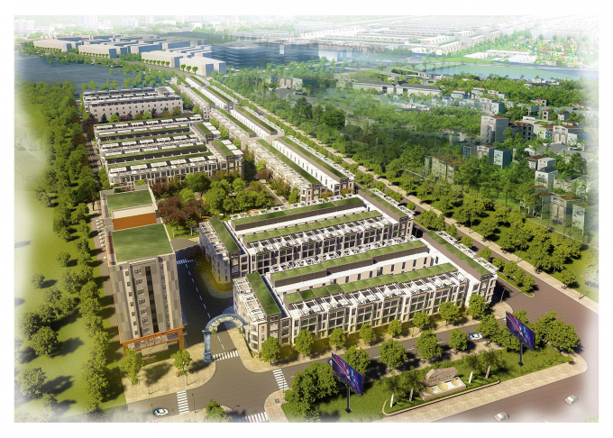 Dự án T&T Phố Nối – Hưng Yên.
