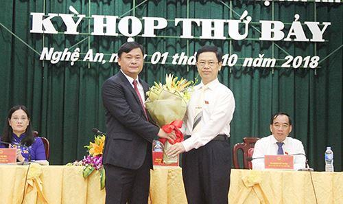 Ông Thái Thanh Quý được Thủ tướng Chính phủ phê chuẩn kết quả bầu cử làm Chủ tịch UBND tỉnh Nghệ An.