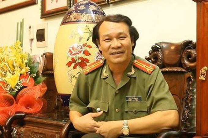 NSƯT Nguyễn Hải.