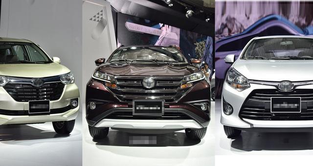 Xe Indonesia ngày càng tăng lượng và chủng loại xe nhập vào Việt Nam, sau Fortuner, lần lượt đến các dòng Rush, Wigo và hiện là dòng xe lai đa dụng Avanza.