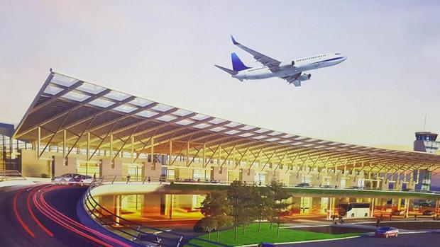 Dự án Cảng hàng không quốc tế Vân Đồn.