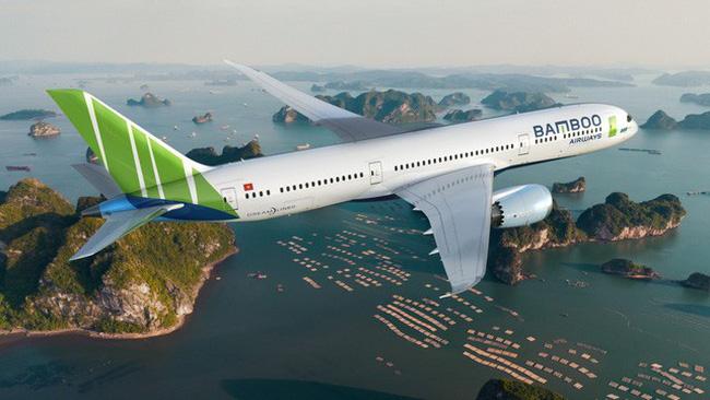 Bamboo Airways được Bộ Giao thông vận tải cấp phép kinh doanh vận chuyển hàng không. (Ảnh: Dân trí)