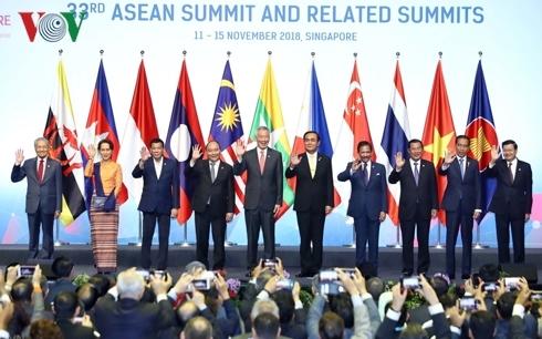 Thủ tướng kết thúc tốt đẹp chuyến tham dự Hội nghị Cấp cao ASEAN 33 và các hội nghị cấp cao liên quan. (Ảnh: VOV)