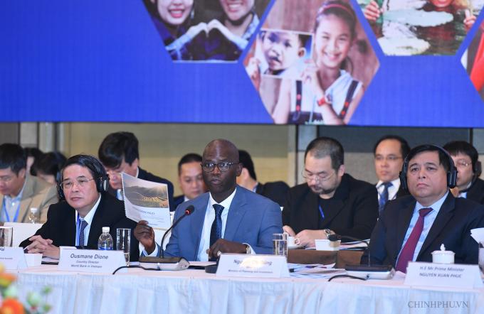 Giám đốc Ngân hàng Thế giới tại Việt Nam phát biểu cảm nghĩ về Khung chính sách kinh tế Việt Nam