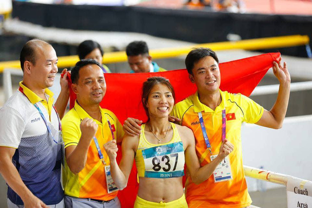 Bùi Thị Thu Thảo giành CHV điền kinh Asiad 2018, khép lại một năm thành công của điền kinh Việt Nam.
