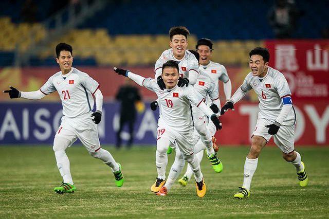 U23 Việt Nam lập kỳ tích khi giành ngôi á quân châu Á 2018.