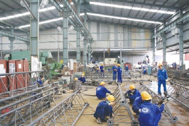 Phú Thọ tập trung phát triển công nghiệp. (Ảnh: Báo Phú Thọ)