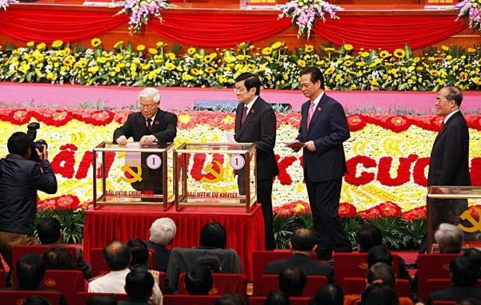 Theo công tác nhân sự tại Đại hội Đảng 12, các vị trí Chủ tịch nước, Thủ tướng sẽ do người mới đảm nhiệm trong nhiệm kỳ tới.