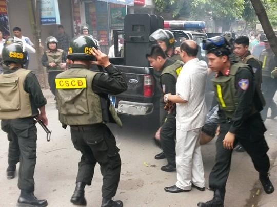 Thủ tướng yêu cầuBộ Công antiếp tục thực hiện đợt cao điểm tấn công trấn áp tội phạm. (Ảnh minh họa: NLĐ)