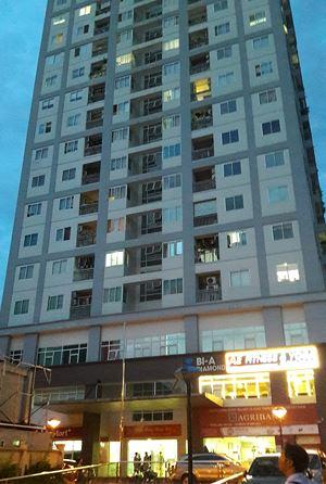 Nhiều hạng mục của Chung cư 129 chưa được nghiệm thu PCCC.