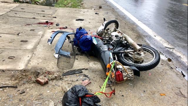 Trước đó, từng có 2 du khách nước ngoài tử vong khi tham gia giao thông trên địa bàn huyện Vị Xuyên (Hà Giang).