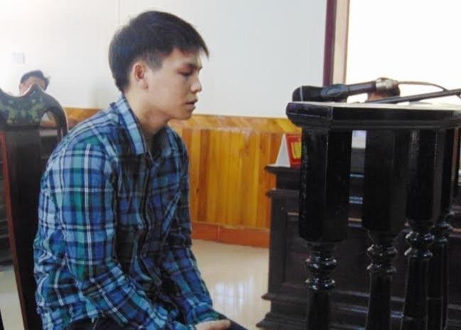 Bị cáo Phạm Đình Đương.