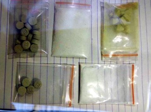 Tiến hành xét nghiệm, phát hiện 30 khách phản ứng dương tính với ma túy.