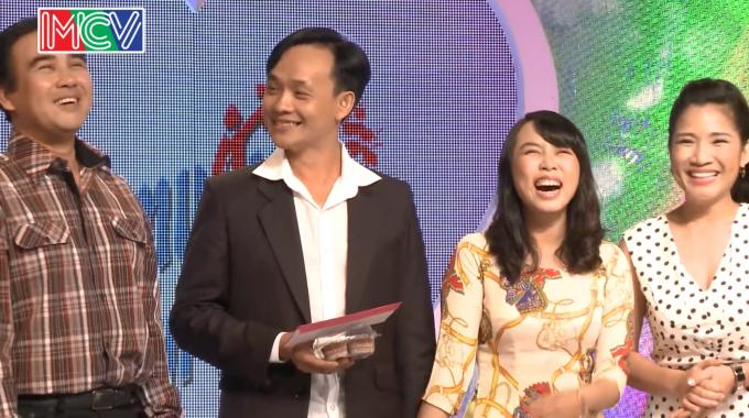 Nụ cười hạnh phúc của Thanh Vy, Minh Trọng sau khi đồng ý hẹn hò.