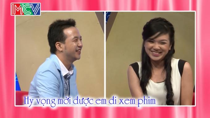Thiện Toàn mạnh dạn đề nghị hẹn hò với Thùy Linh.