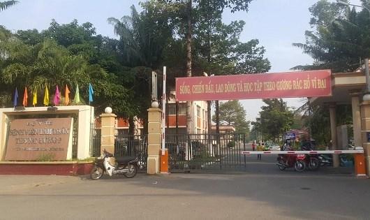 Bệnh viện Tâm thần trung ương 2.