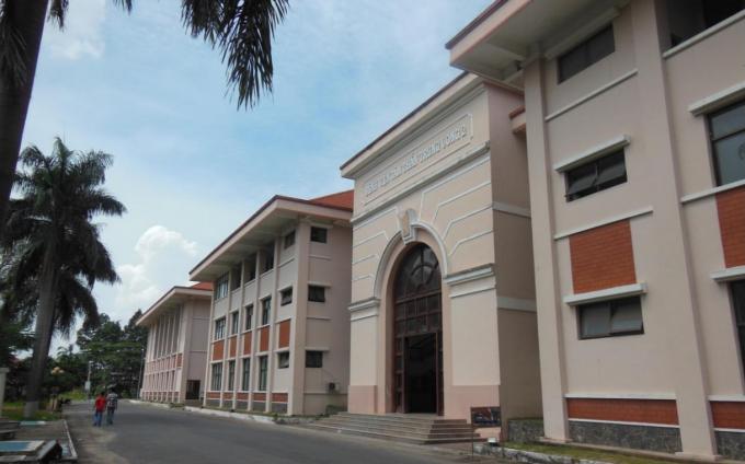 Bệnh viện Tâm thần Trung ương 2.(Ảnh: tamthantw2)