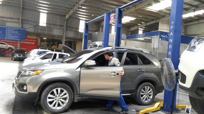Phát triển công nghiệp ô tô cần nhiều việc phải làm.