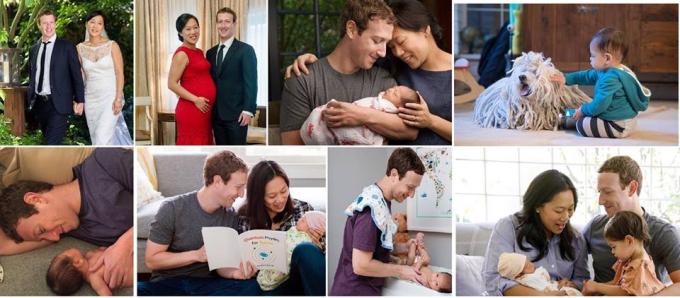 Mark chia sẻ hình ảnh hạnh phúc khi chào đón cô công chúa thứ 2.
