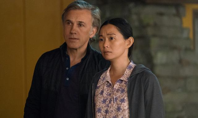 """Hồng Châu trong phim mới - """"Downsizing""""."""